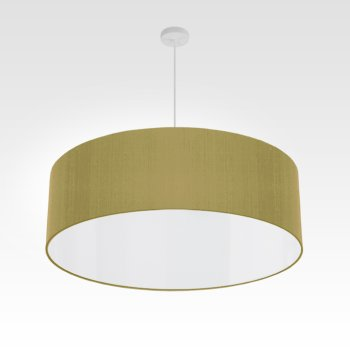 pendant lamp bright olive-green