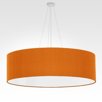 grande suspension orange