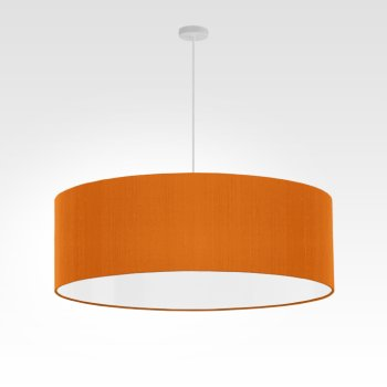 lampe suspension orange