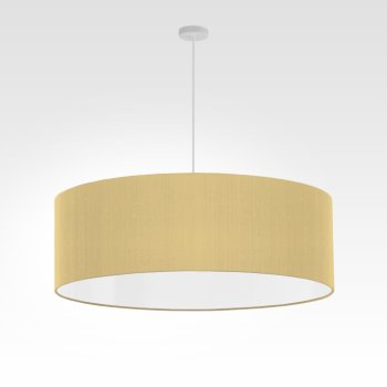 lampe suspension paille