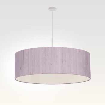 suspension pour salon violet