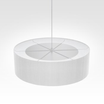 Suspension luminaire blanc