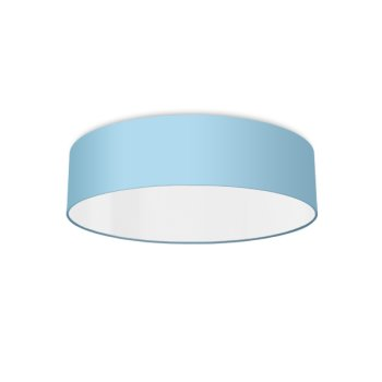 Ceiling luminaire light blue