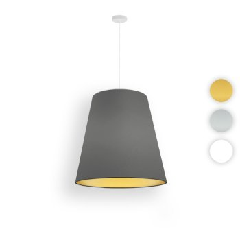 conique suspension led or ø 40 cm