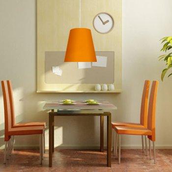 konischer lampenschirm innen gold pendelleuchte conica 40. Black Bedroom Furniture Sets. Home Design Ideas