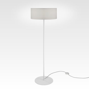 moderne dimmbare stehlampe weiß
