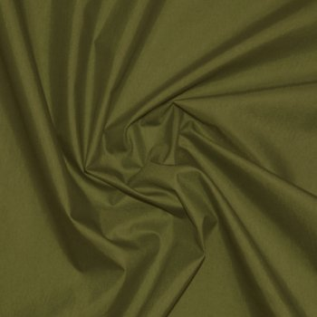 Chintz fabric olive-green