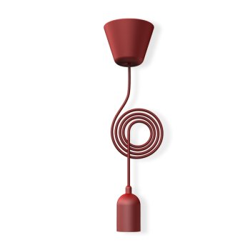 pendant red