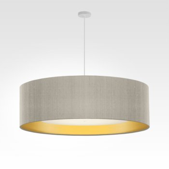 living room light gold diameter 80 cm beige