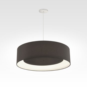 Suspensions Luminaires Design LED noir
