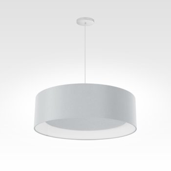 Suspensions Design LED argent