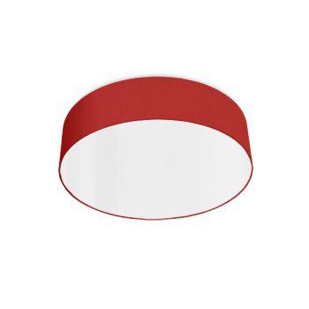 modern ceiling light led red