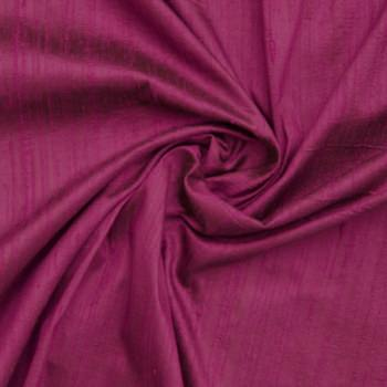 Dupioni silk darkpurple