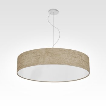 living room Design lamp LED paper ivory