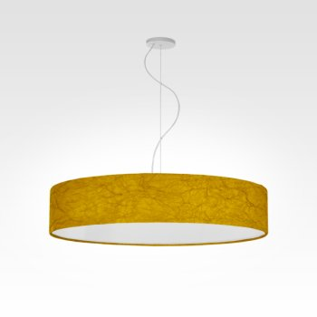 LED Design lamps living room led golden yellow