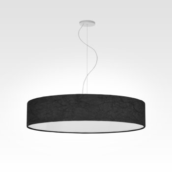 LED Design lamps living room led black
