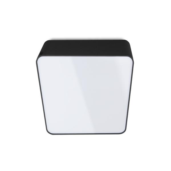 deckenleuchte viereckig lurato 60 cm. Black Bedroom Furniture Sets. Home Design Ideas