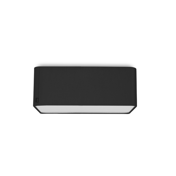 deckenleuchte viereckig lurato 60 cm. Black Bedroom Furniture Sets. Home Design Ideas