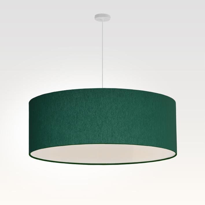 pendelleuchte lampenschirm stoff petrol. Black Bedroom Furniture Sets. Home Design Ideas