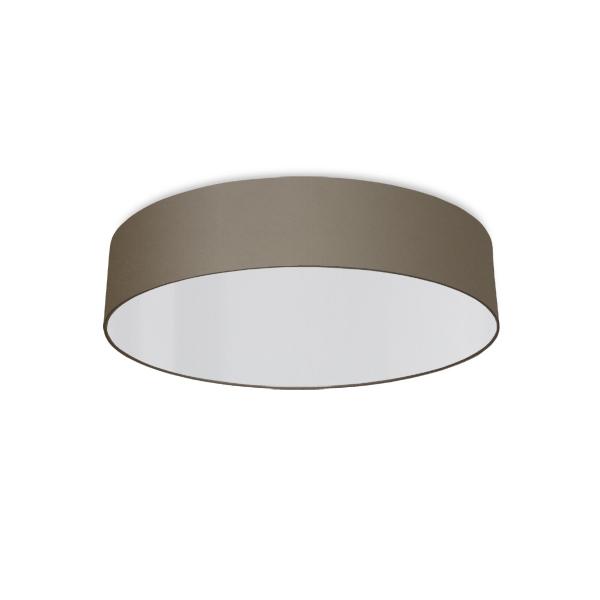 deckenleuchte deckenlampe deckenaufbauleuchte beige grau. Black Bedroom Furniture Sets. Home Design Ideas