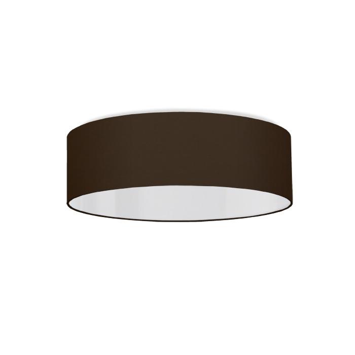 deckenleuchte deckenlampe deckenaufbauleuchte braun. Black Bedroom Furniture Sets. Home Design Ideas