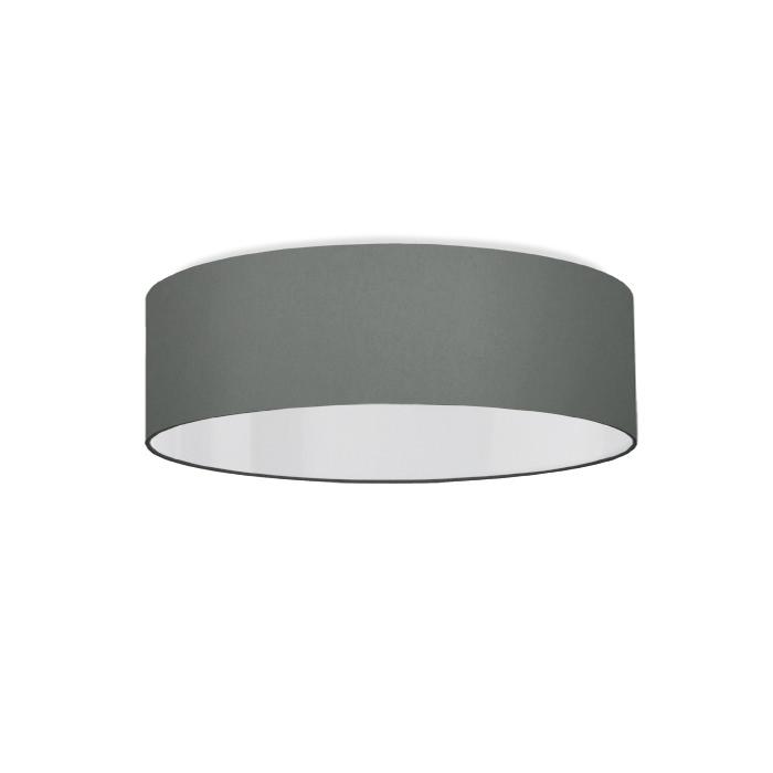 deckenleuchte deckenlampe deckenaufbauleuchte grau