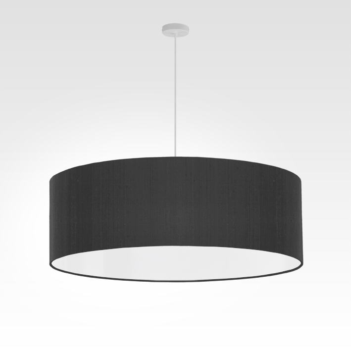Led Pendant Lamp For Living And Dining Room Black