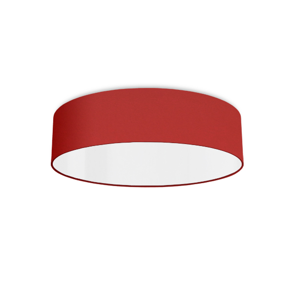 deckenleuchte deckenlampe deckenaufbauleuchte rot. Black Bedroom Furniture Sets. Home Design Ideas