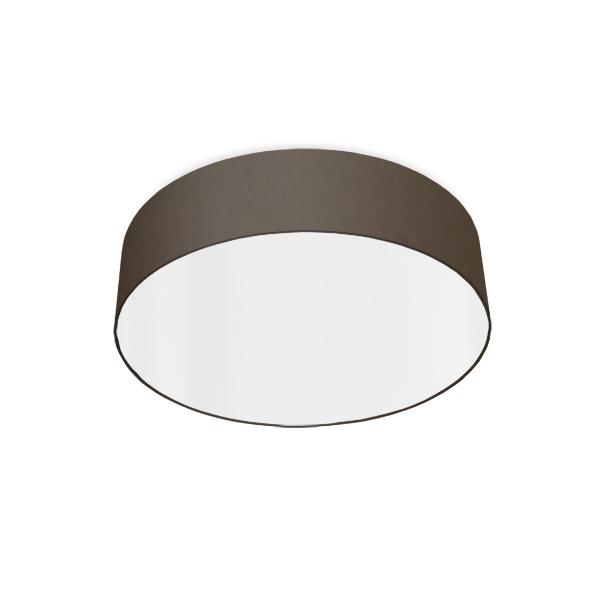 deckenleuchte deckenlampe deckenaufbauleuchte umbra grau. Black Bedroom Furniture Sets. Home Design Ideas