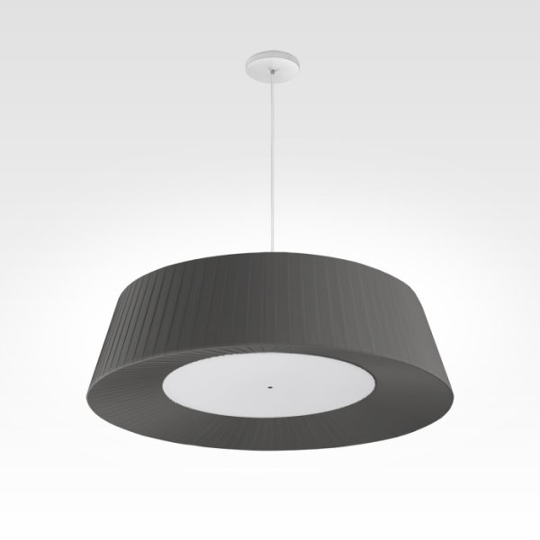 design pendant light living room led gray