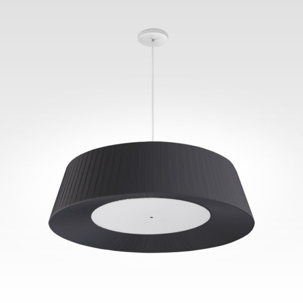 design pendant light living room led black