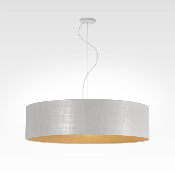 Design living room led pendant light gold smart home