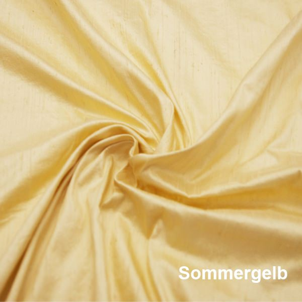 silk summer yellow
