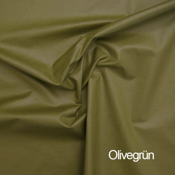 fabric olive-green
