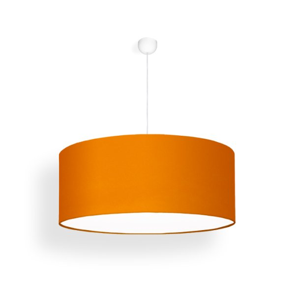 lamp shade orange 50