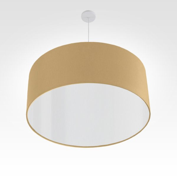 led lampshade beige