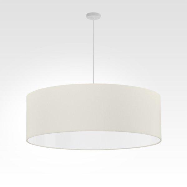 pendelleuchte lampenschirm stoff creme. Black Bedroom Furniture Sets. Home Design Ideas