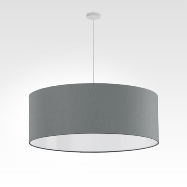 lamp shade gray