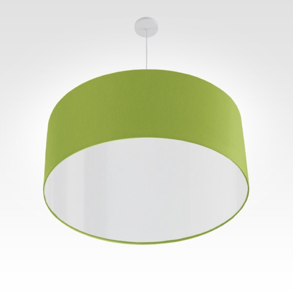led lampshade green