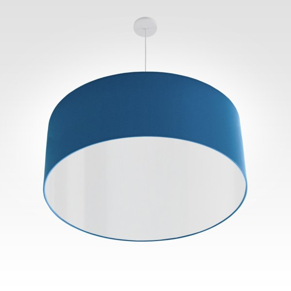 lampshade sky-blue