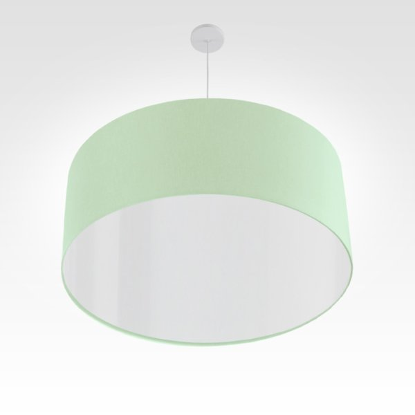 led lampshade mint