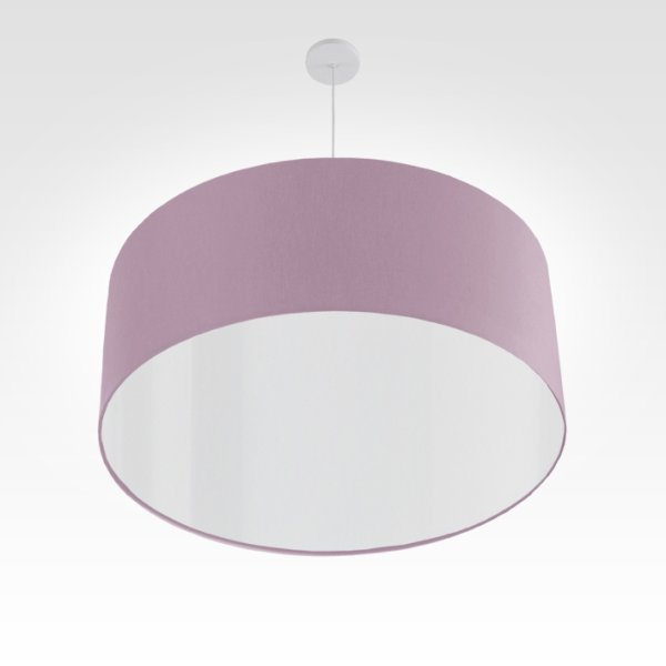 led lampshade violet