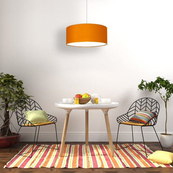 pendant lamp orange