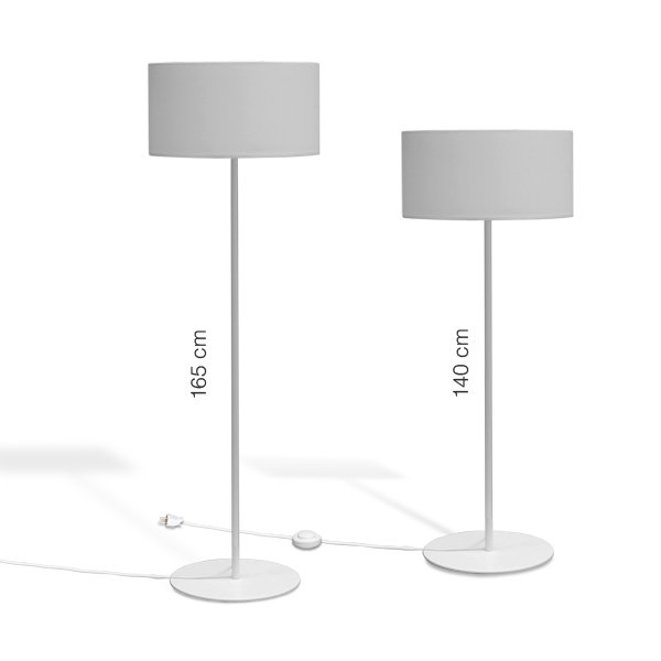 floor lamps white