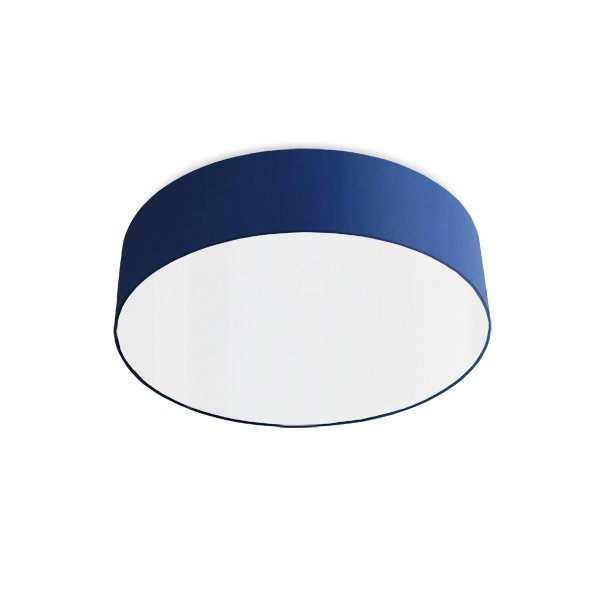 modern ceiling light led blue