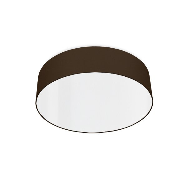 modern ceiling light led brown