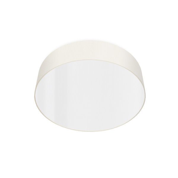 led ceiling luminaire cream