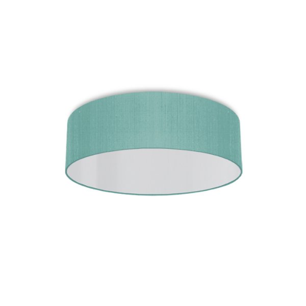 Ceiling lamp green-blue
