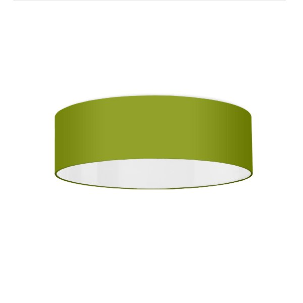 Ceiling lamp green