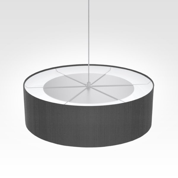 Suspension luminaire anthracite